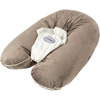Coussin multirelax plus soft boataupe/ecru Candide