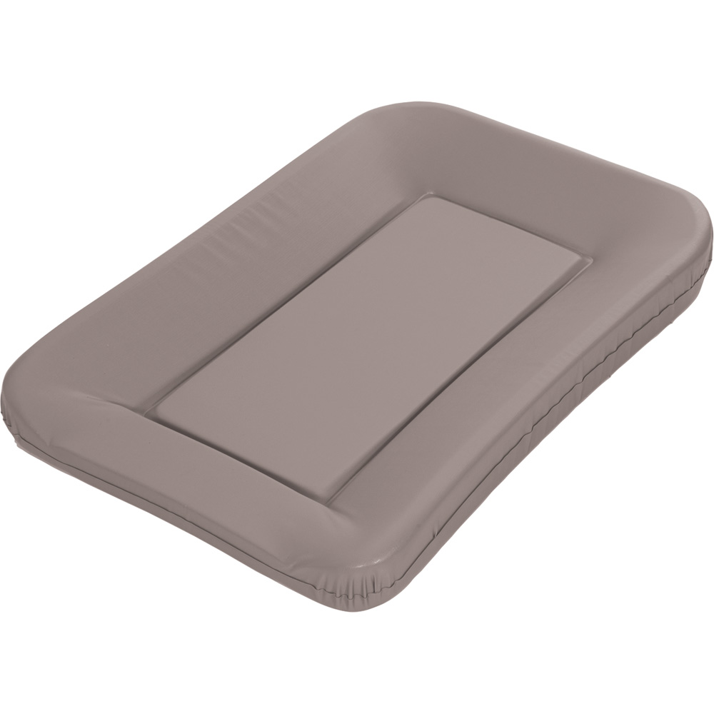 matelas langer premium taupe de candide chez naturab b. Black Bedroom Furniture Sets. Home Design Ideas