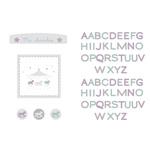 Stickers repositionnables petit manège de Candide
