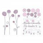 Stickers repositionnable poème de Candide