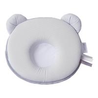 Cale tête bébé p'tit panda air + gris