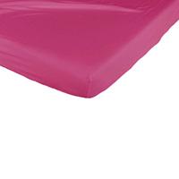 Drap housse coton 70x140cm fushia