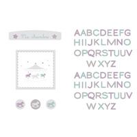 Stickers repositionnables petit manège
