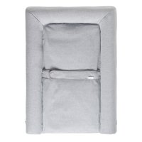 Matelas a langer mat confort gamme experte gris