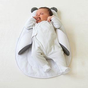 Candide Cale bébé panda pad