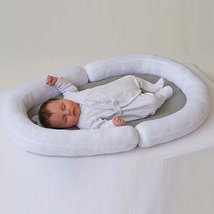Candide Cale bébé réducteur bébé nest air + blanc