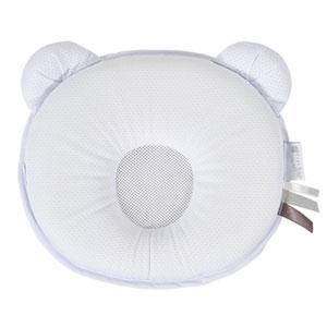 Cale tête bébé p'tit panda air + blanc