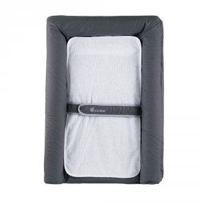 Matelas à langer mat confort gamme experte gris