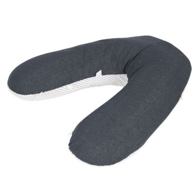 Coussin multirelax air+ marine chiné Candide