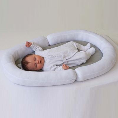 Cale bébé réducteur bébé nest air + blanc Candide