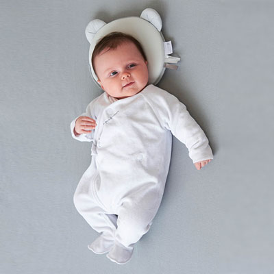Cale tête bébé p'tit panda air+ Candide
