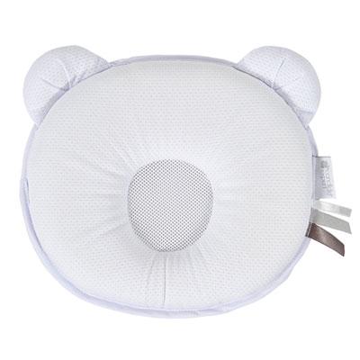 Cale tête bébé p'tit panda air + blanc Candide