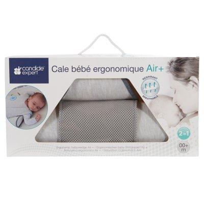 Cale bébé ergonomique air+ Candide