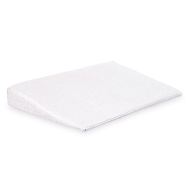 Plan incliné bébé 15° éponge déhoussable pour lit 60 x 120