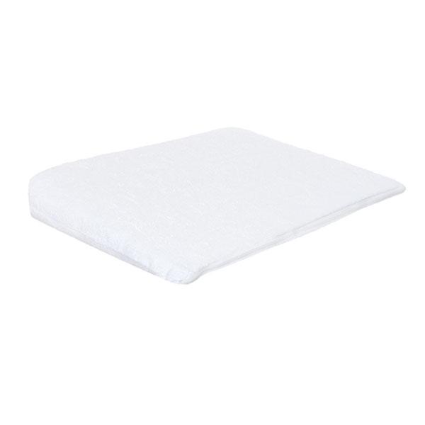 Plan incliné bébé 15° déhoussable pour lit 70 x 140 cm Candide