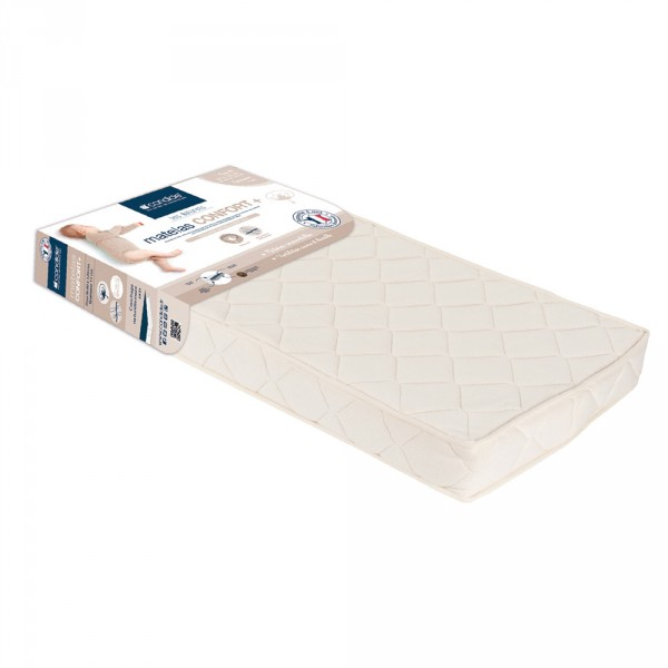 matelas b b confort naturel 70 x 140 cm 20 sur allob b. Black Bedroom Furniture Sets. Home Design Ideas