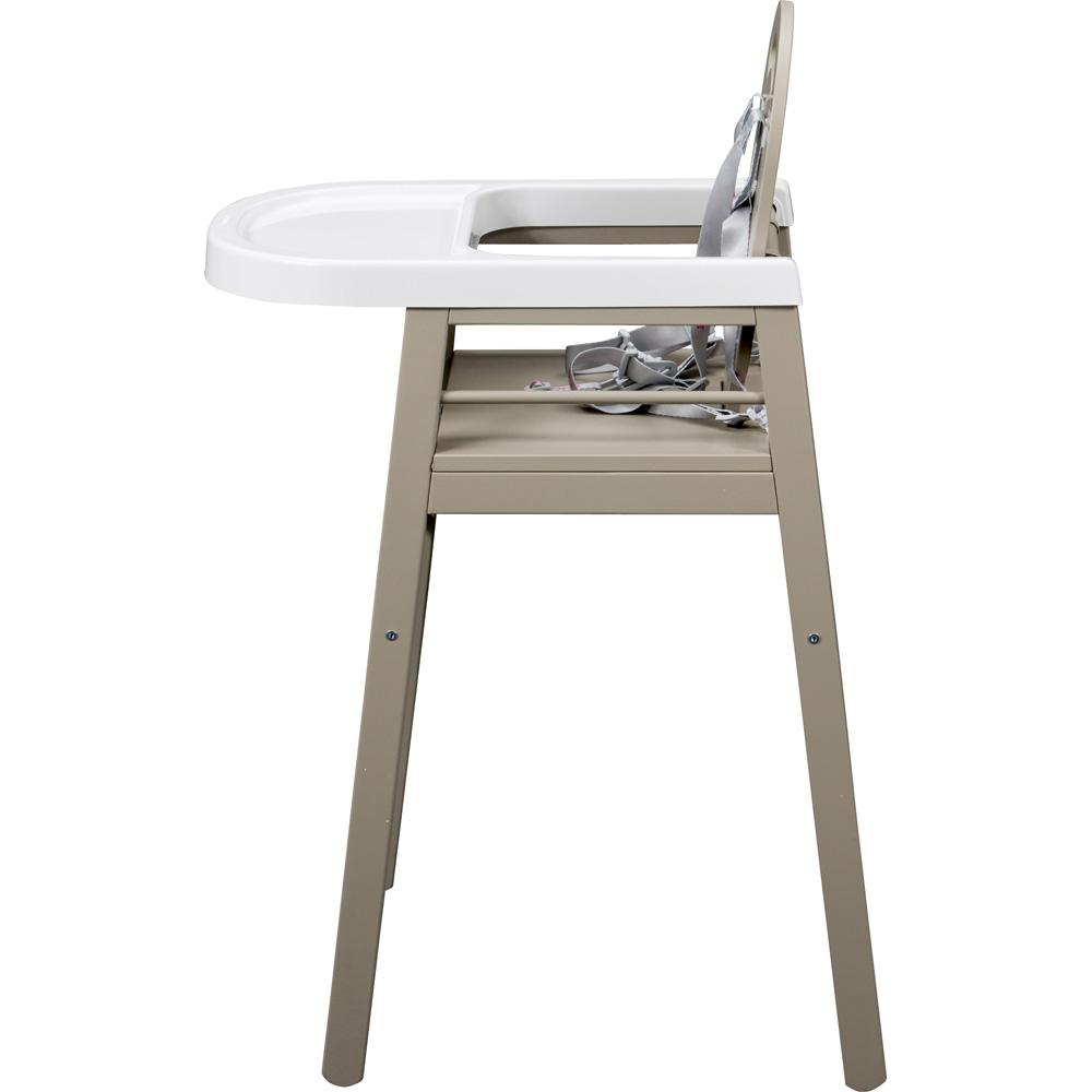 chaise haute b b lili gris de combelle en vente chez cdm. Black Bedroom Furniture Sets. Home Design Ideas