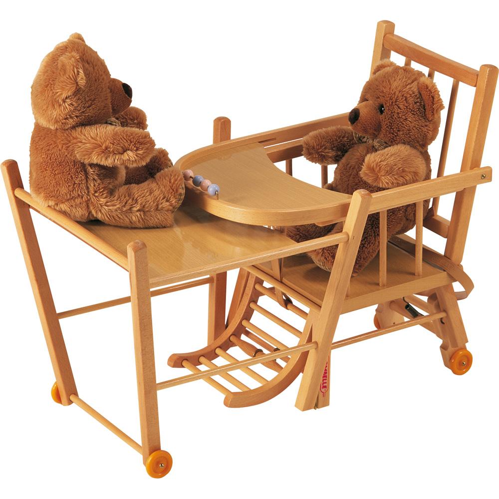 Chaise haute de b b for Chaise haute des la naissance