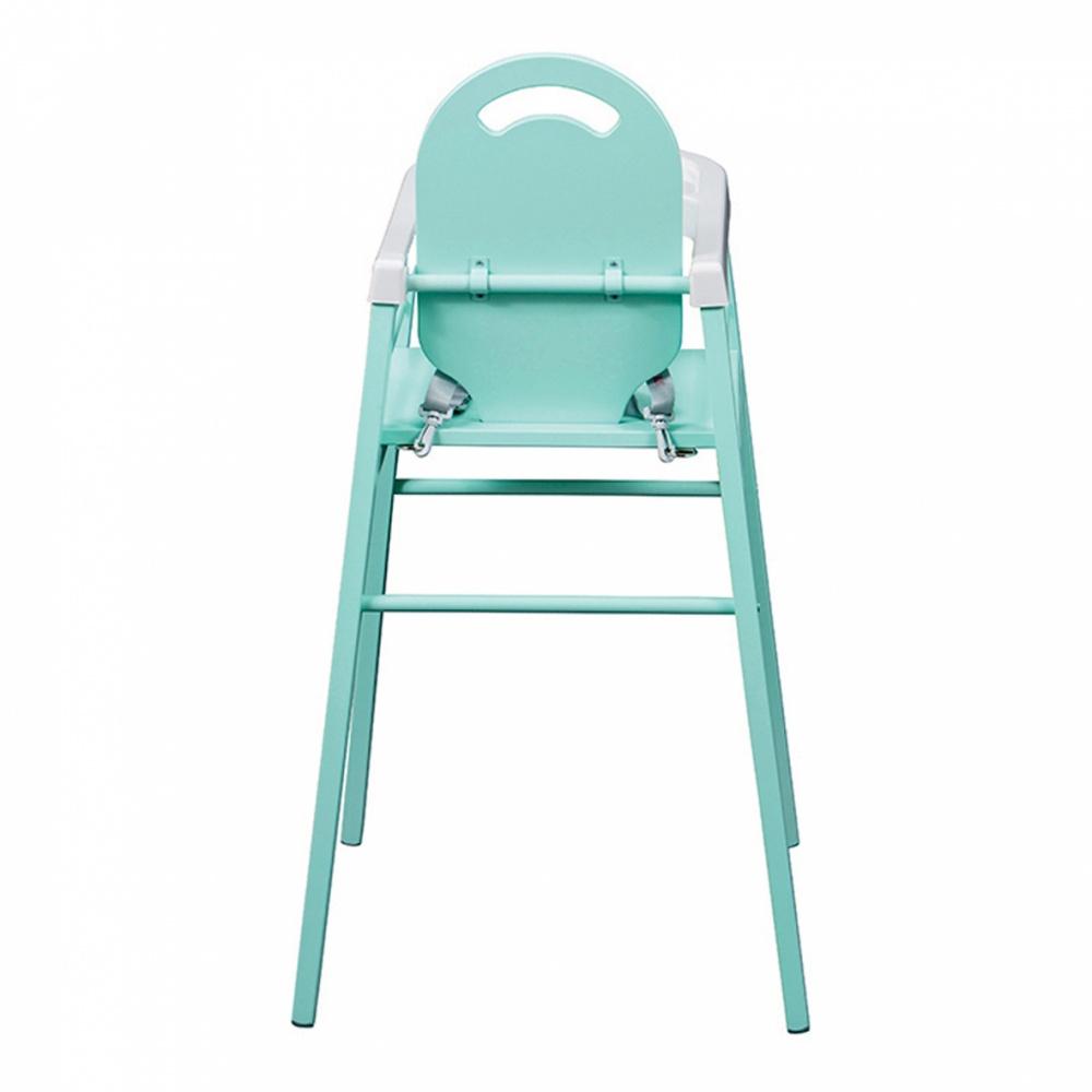 chaise haute b b lili vert mint de combelle en vente chez cdm. Black Bedroom Furniture Sets. Home Design Ideas