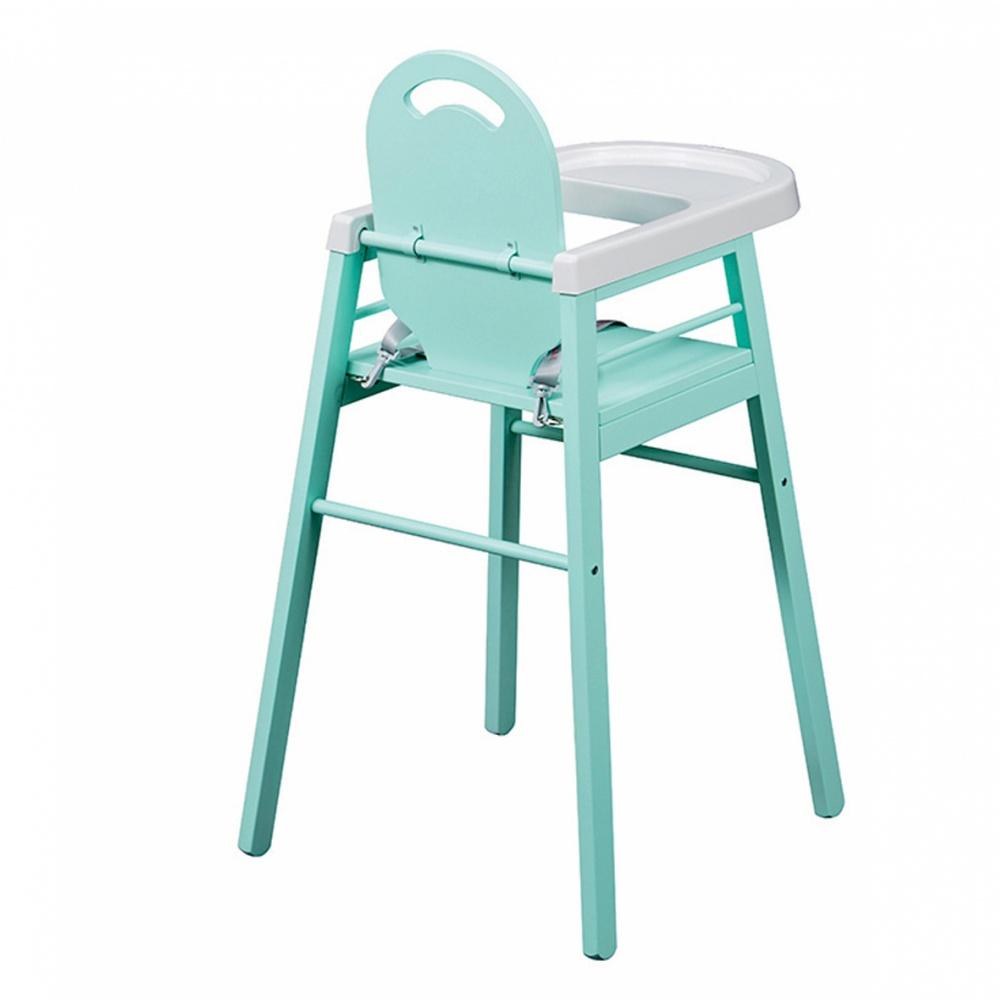chaise haute b b lili vert mint de combelle. Black Bedroom Furniture Sets. Home Design Ideas