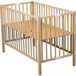 Lit bébé pliant roméo 60x120cm