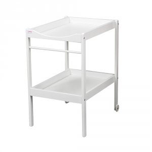Table à langer alice blanc