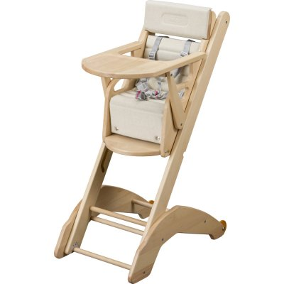 Chaise haute bébé twenty-one evo naturel Combelle