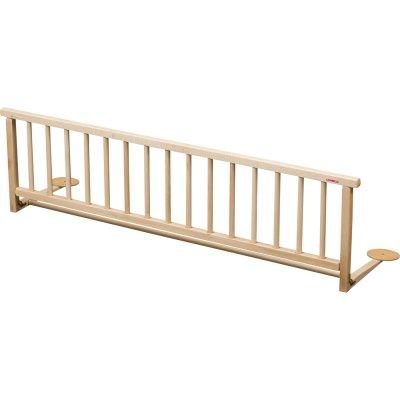 Barriere de lit pliante vernis Combelle