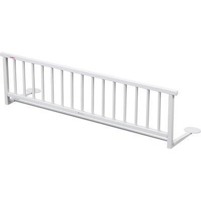 barriere de lit pliante laqu blanche de combelle sur allob b. Black Bedroom Furniture Sets. Home Design Ideas