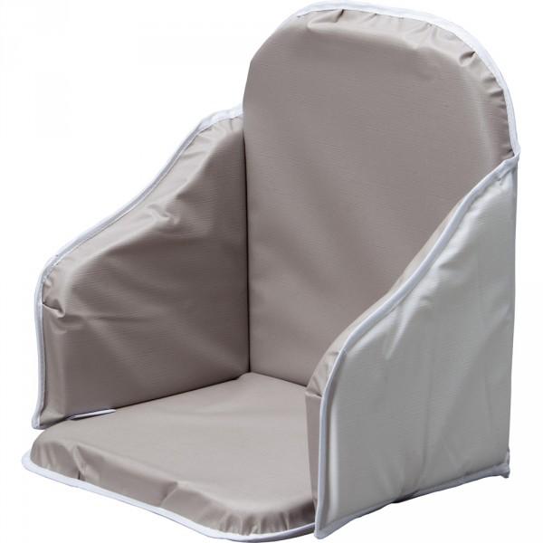 Coussin de chaise pvc toiles de combelle en vente chez cdm - Patron coussin chaise haute combelle ...