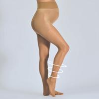 Collant de maternité fin effet 30 d nude