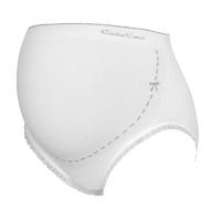 Maxi culotte illusion ivoire