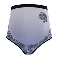 Culotte illusion dentelle vintage