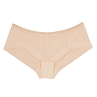 Shorty invisible taille basse 3d light nude