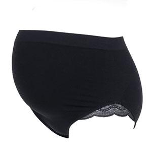 Maxi culotte de grossesse serenity noir