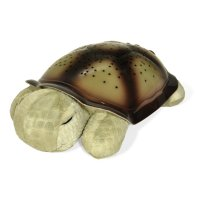 Veilleuse constellations tortue vert