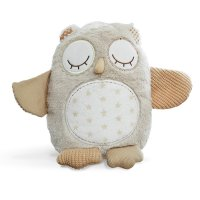 Peluche bébé apaisante chouette nighty night owl smart sensor