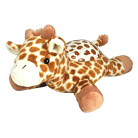 Veilleuse peluche buddies girafe