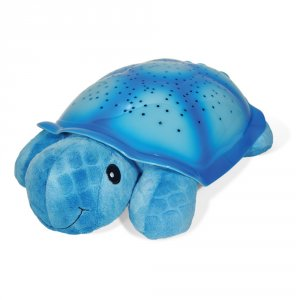 Veilleuse constellations tortue bleu