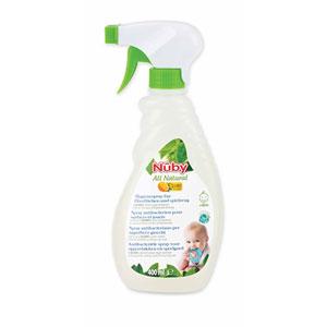 Spray anti-bactérien toutes surfaces 400ml