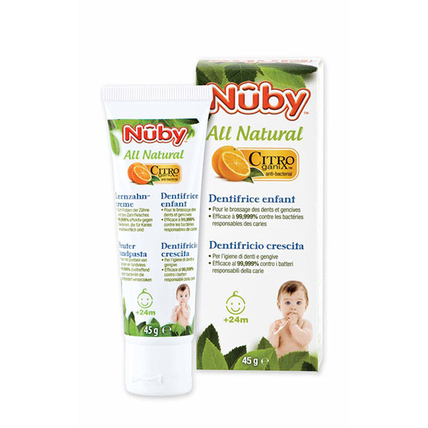 Dentifrice enfant 45g Nuby