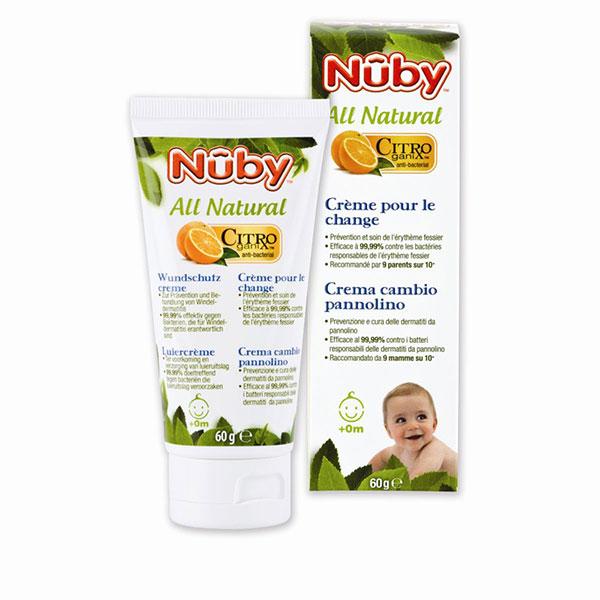 Crème pour le change 60g Nuby