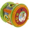 Jouet d'éveil bébé tambour à formes roi lion Chicco