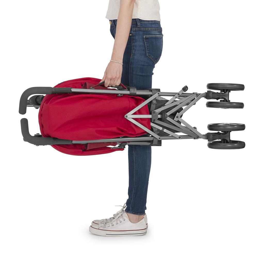 poussette canne liteway 2 red de chicco sur allob b. Black Bedroom Furniture Sets. Home Design Ideas