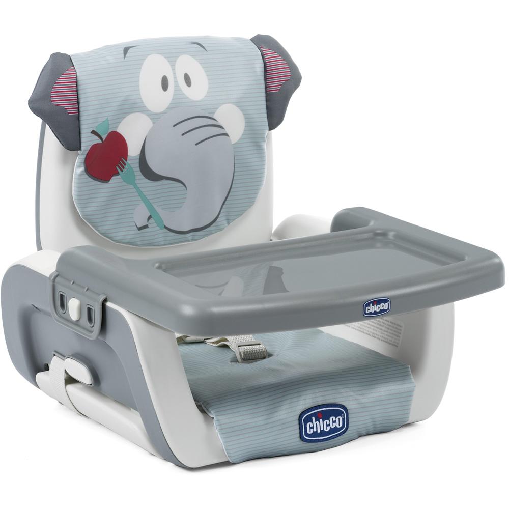 r hausseur de table mode baby elephant de chicco sur allob b. Black Bedroom Furniture Sets. Home Design Ideas