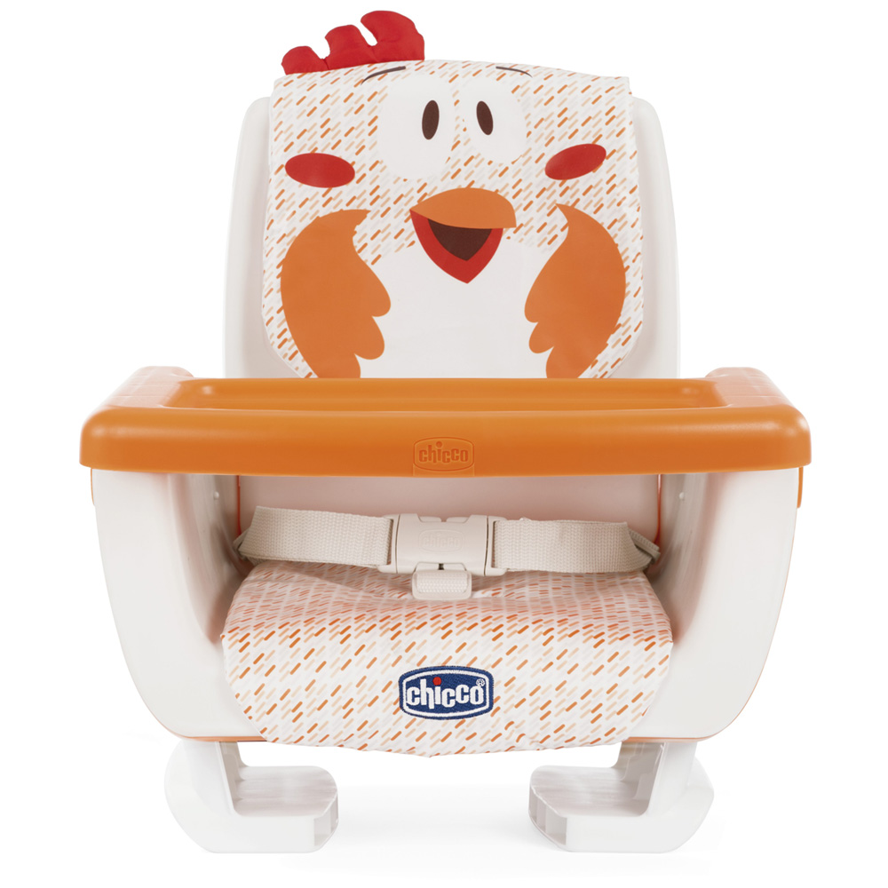r hausseur de table mode fancy chicken de chicco chez. Black Bedroom Furniture Sets. Home Design Ideas