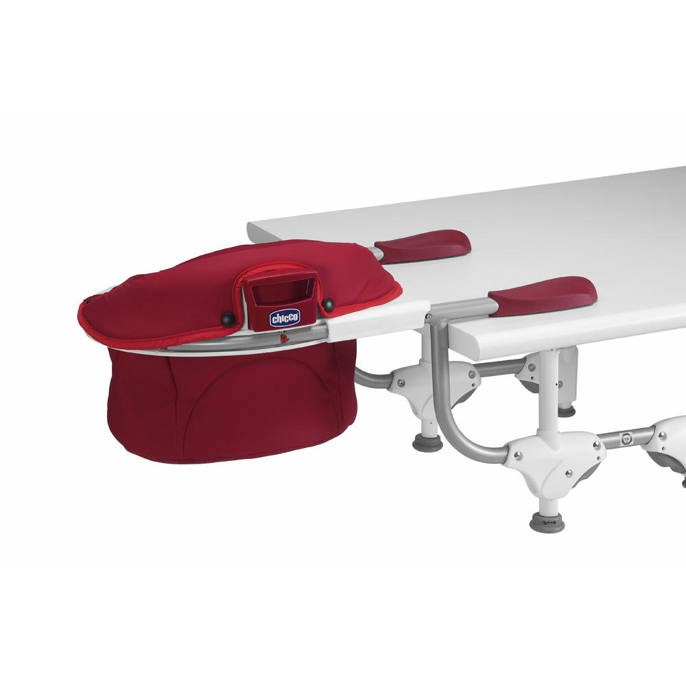 siege de table 360 scarlet texture douce de chicco sur allob b. Black Bedroom Furniture Sets. Home Design Ideas
