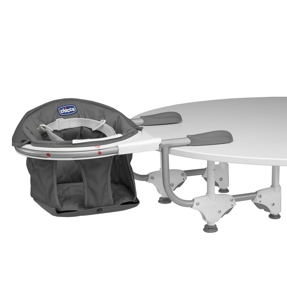 si ge de table 360 grey 35 sur allob b. Black Bedroom Furniture Sets. Home Design Ideas
