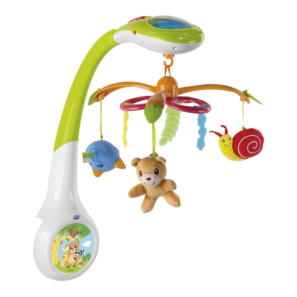 Mobile Bébé À Suspendre Au Plafond mobile bébé projecteur de la fôret