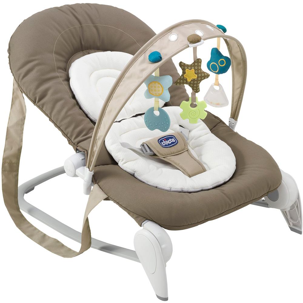 Fisher Price Swing To High Chair Transat bébé hoopla natural de Chicco chez Naturabébé